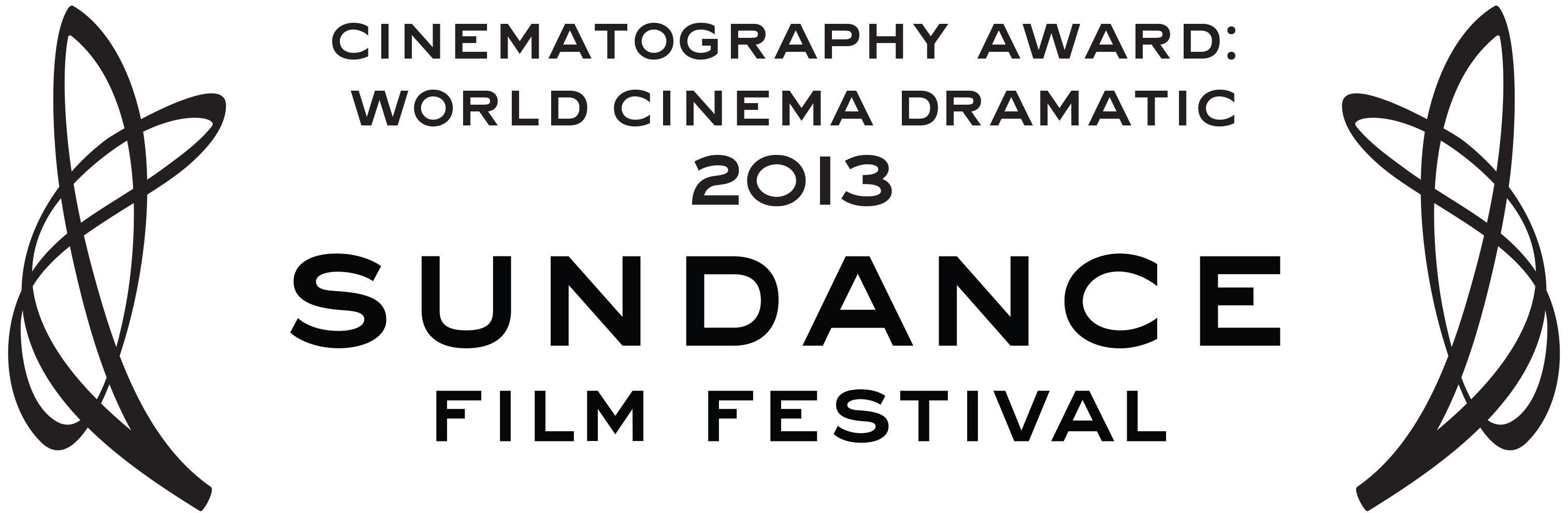 World Cinematography Award Dramatic13